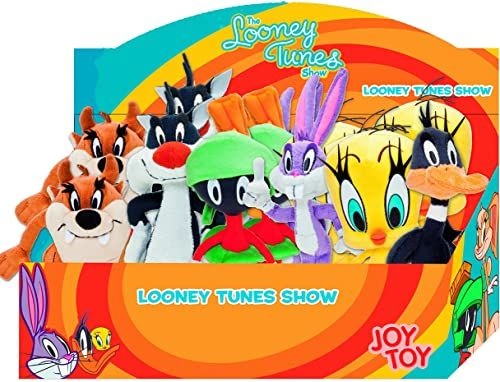 Joy Toy 233328-14 15 cm Looney Tunes Display 14 pluszowa zabawka