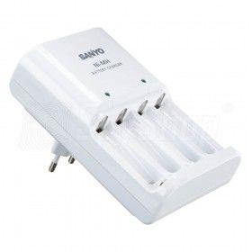Sanyo ładowarka sieciowa do akumulatorów AA Eneloop