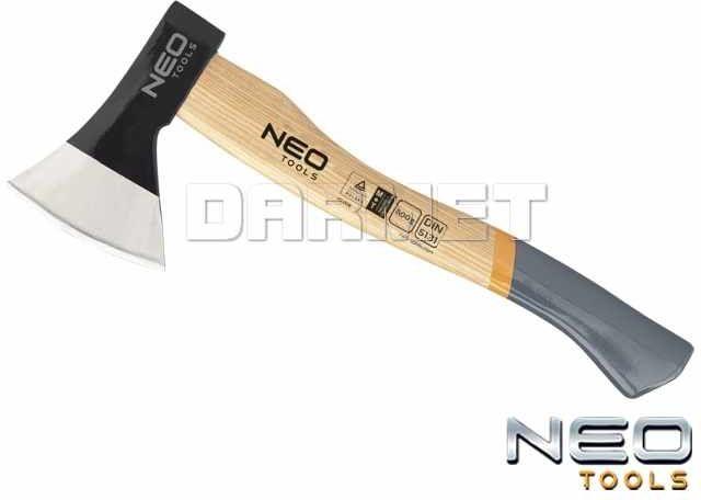 Siekiera z trzonkiem drewnianym - 380 x 165MM - NEO TOOLS (27-008)