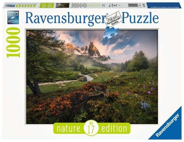 Ravensburger - Puzzle We francuskich.Alpach 1000 el. 159932