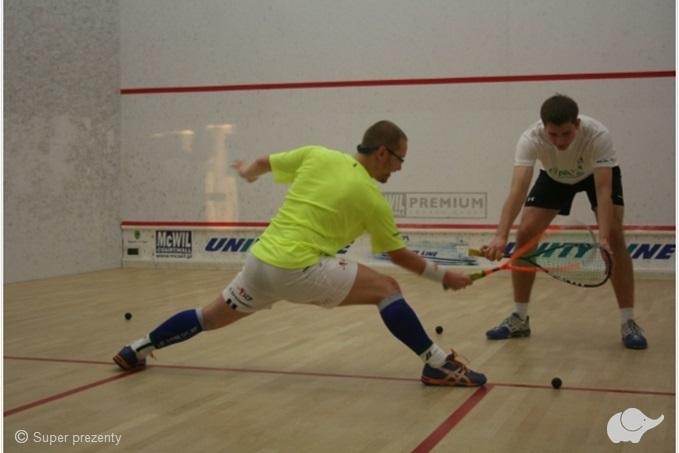 Poznaj squasha w Szczecinie