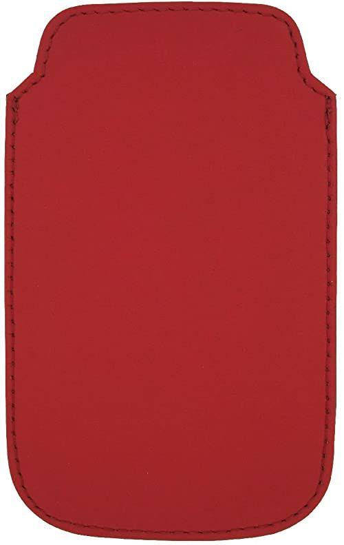 Alassio 43088 Cell Phone Case for iPhone 3/4 / 4S etui na wizytówki, czerwone