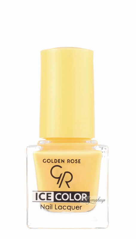 Golden Rose - Ice Color Nail Lacquer  Lakier do paznokci - 146