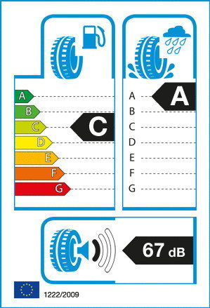 Dunlop SP Sport Bluresponse 195/50R15 82 V FR