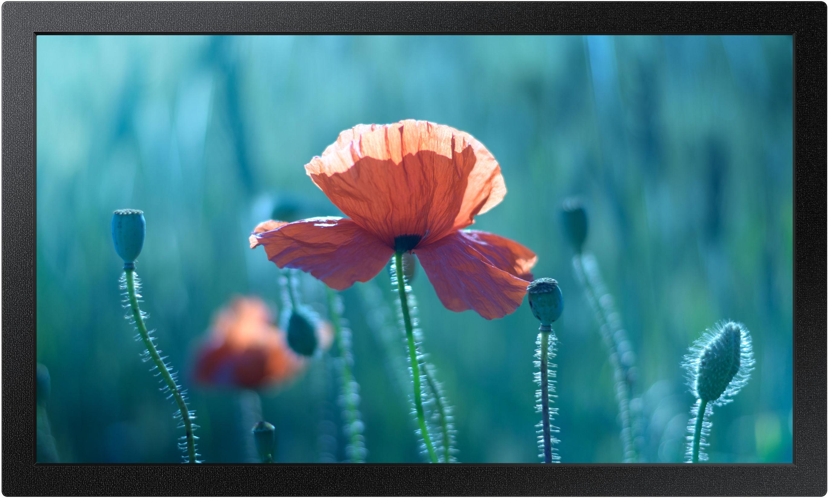 """Samsung QB13R Płaski panel znaku cyfrowego 33 cm (13"""") Full HD Czarny"""