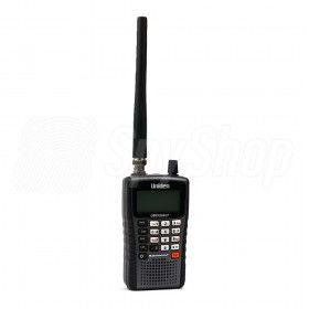 Skaner szerokopasmowy Uniden UBC125XLT (CB Radio, AIR, UHF, VHF)