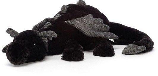 JellyCat - maskotka przytulanka Onyx Smok Czarny 26cm