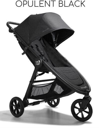 Baby Jogger City Mini GT2 2021+GRATIS - Opulent Black