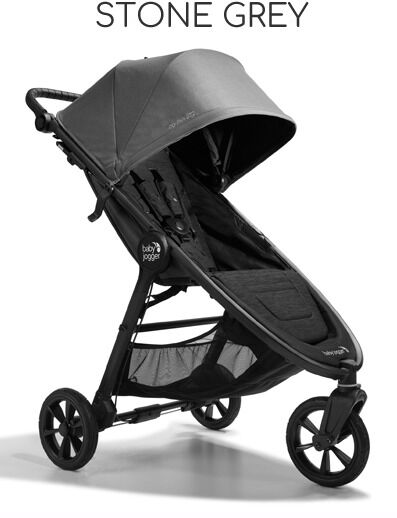 Baby Jogger City Mini GT2 2021+GRATIS - Stone Grey