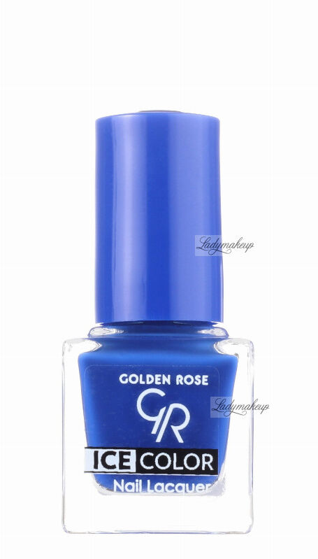 Golden Rose - Ice Color Nail Lacquer  Lakier do paznokci - 145