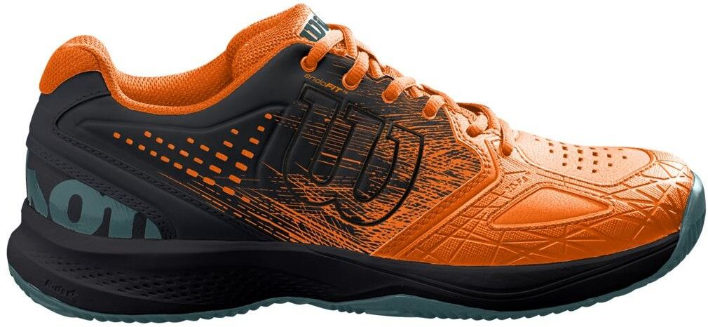 Wilson Kaos Comp 2.0 AC Men - orange tiger/black/north atlantic