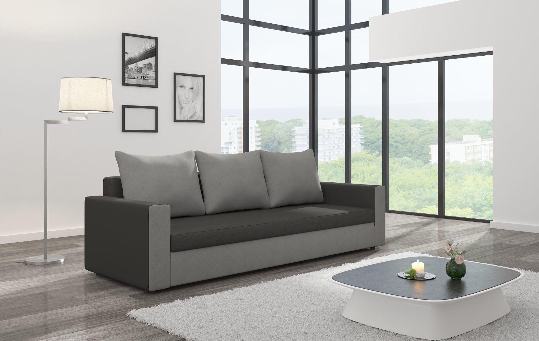 Sofa kanapa rozkładana ARLO ST wersalka