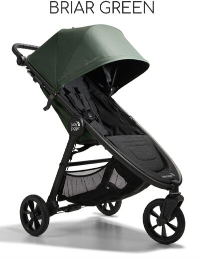 Baby Jogger City Mini GT2 2021+GRATIS - Briar Green