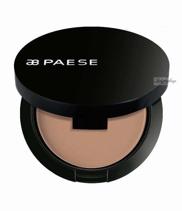 PAESE - Matte powder semitransparent - Puder matujący półtransparentny - 6A - OPALONY