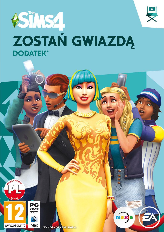 The Sims 4 Zostań Gwiazdą - Klucz aktywacyjny Origin Automatyczna wysyłka w ciągu 5 minut 24/7!