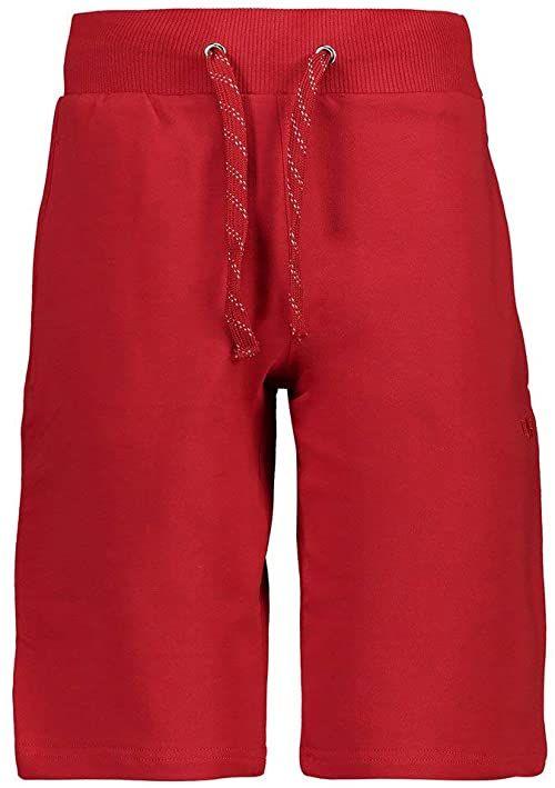 CMP Spodnie chłopięce Fitness 38d8764 czerwony Rosso (Ferrari) 110