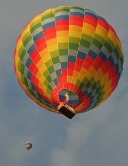 Lot balonem dla dwojga  Poznań