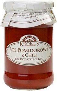 Sos Pomidorowy z Chili 340g - Krokus