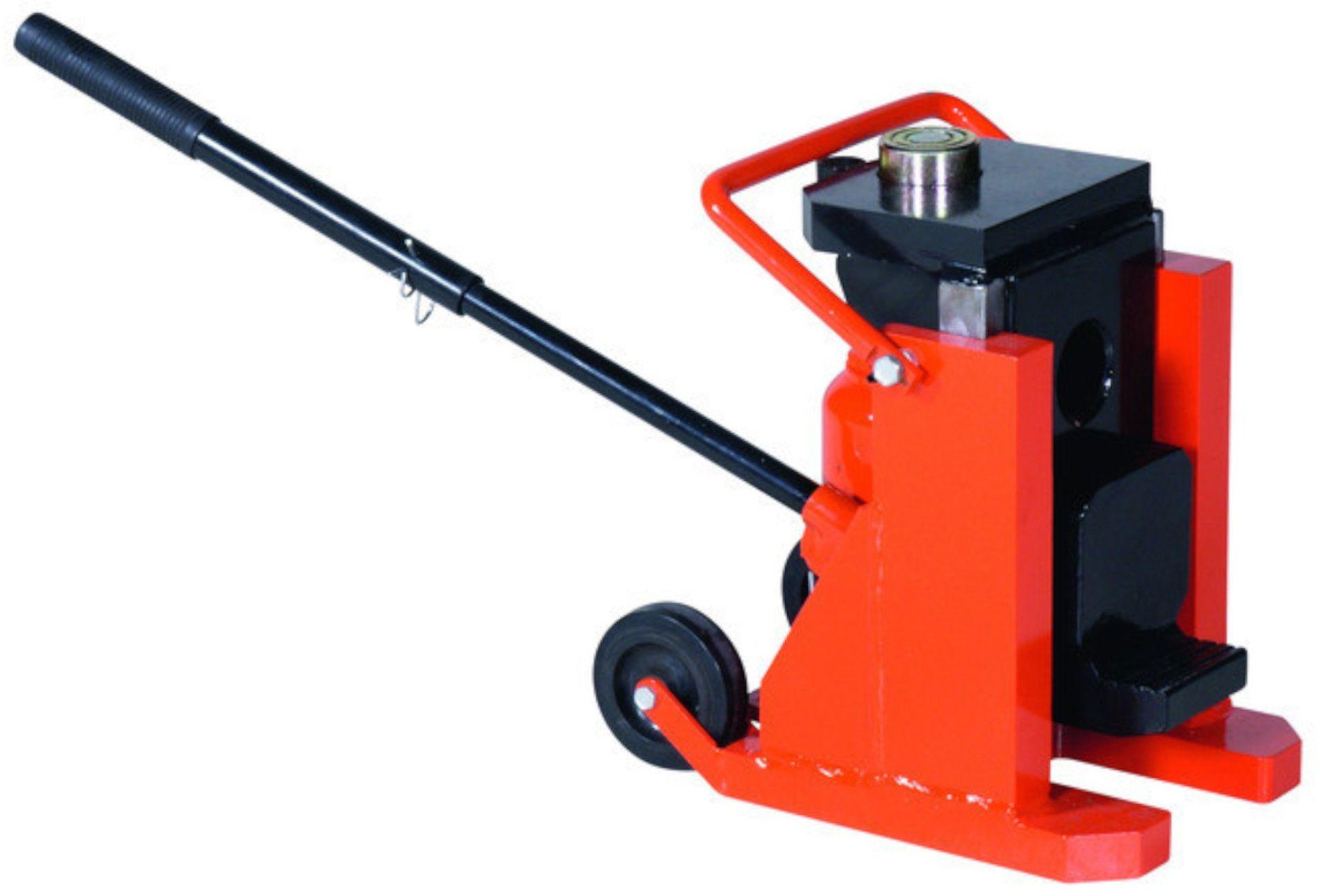 TB200 Podnośnik do maszyn - lewarek podnośnikowy 12-15 ton