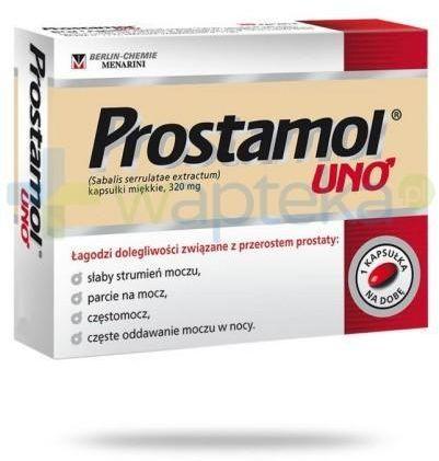 Prostamol Uno 320 mg 60 kapsułek