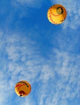 Lot balonem dla dwojga  Gdańsk