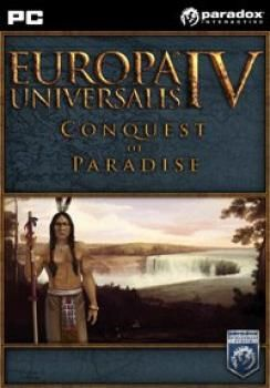 Europa Universalis IV: Conquest of Paradise - Klucz aktywacyjny Steam