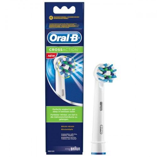 Końcówka do szczoteczki elektrycznej Oral B CrossAction EB50
