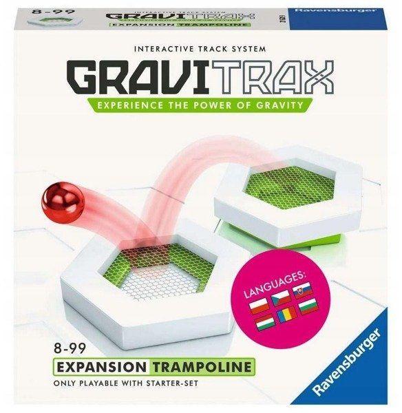 Gravitrax - zestaw uzupełniający Trampolina - TM Toys