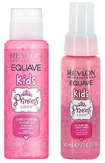 Revlon Kids Princess szampon i odżywka 2x50ml