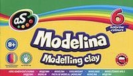 Modelina 6 kolorów ASTRA 304219001