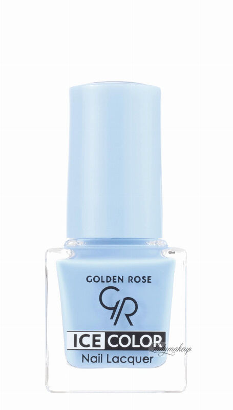 Golden Rose - Ice Color Nail Lacquer  Lakier do paznokci - 149