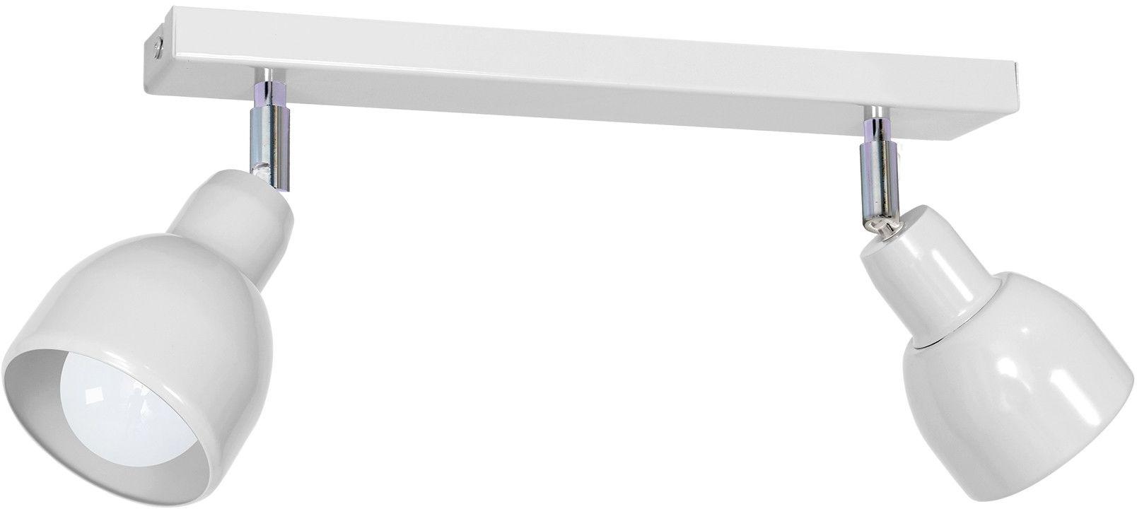 Lampa sufitowa Pik 2 Biały MLP9680 - Milagro // Rabaty w koszyku i darmowa dostawa od 299zł !