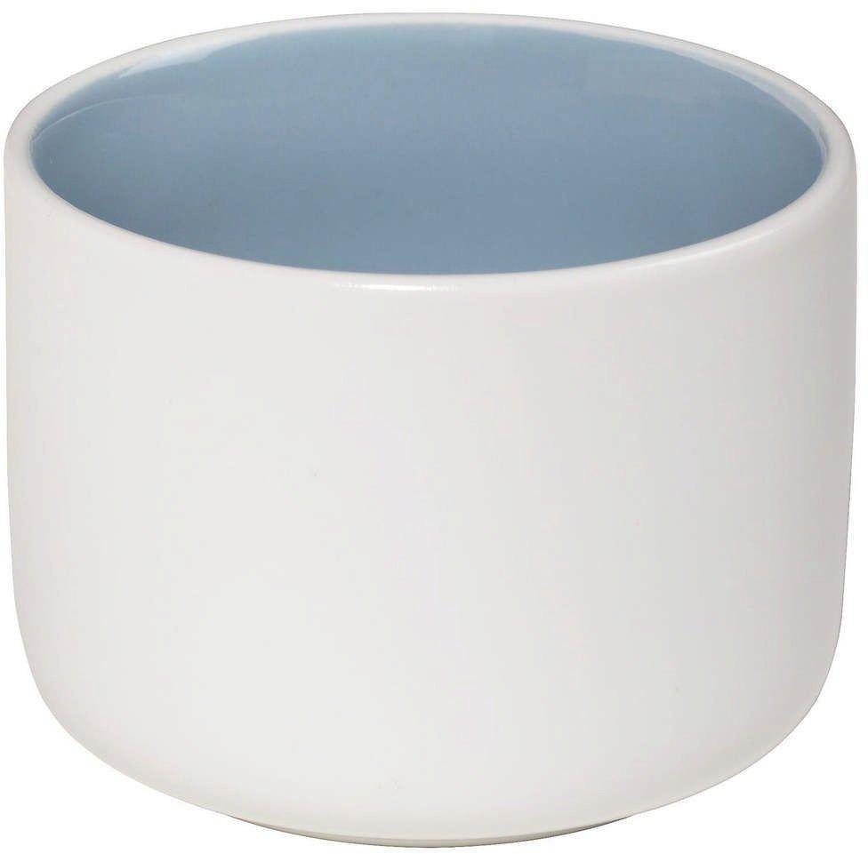 Maxwell & williams - tint - cukiernica, biało-niebieska - niebieski