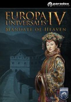 Europa Universalis IV: Mandate of Heaven - Klucz aktywacyjny Steam