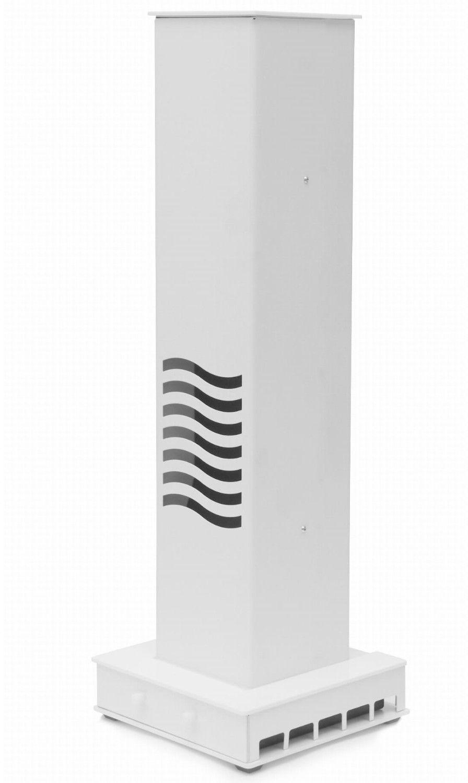 Tunelowy sterylizator powietrza biały