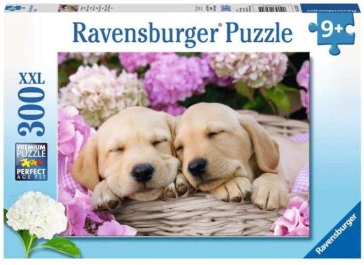 Puzzle 300 Pieski XXL - Ravensburger