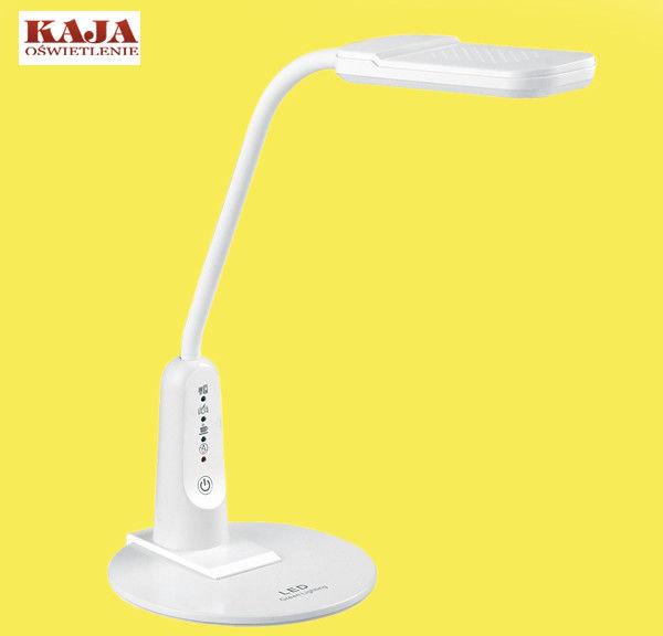 Lampka biurkowa K-BL1391 biała z serii TIMO BEZPOŚREDNIO OD PRODUCENTA POLSKA MARKA WYSYŁKA 24H RABATY W SKLEPIE 25 LAT NA POLSKIM RYNKU 783-200-183 sklep@kaja.com.pl