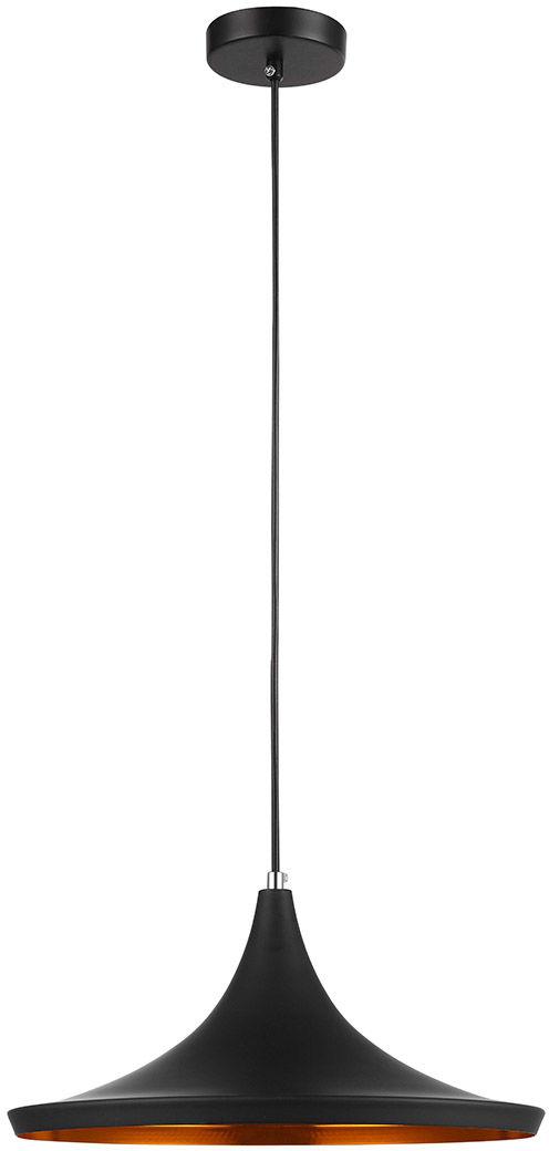 Italux lampa wisząca Pedro MDM-2360/1 czarna