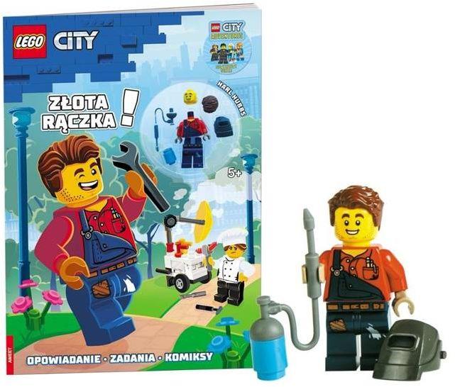 Lego city Złota rączka LNC-6021 - Opracowanie Zbiorowe