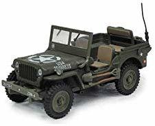 Cararama 813013 pojazd wojskowy, zielony