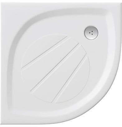 Ravak brodzik konglomerat Elipso Pro-100 biały XA23AA01010