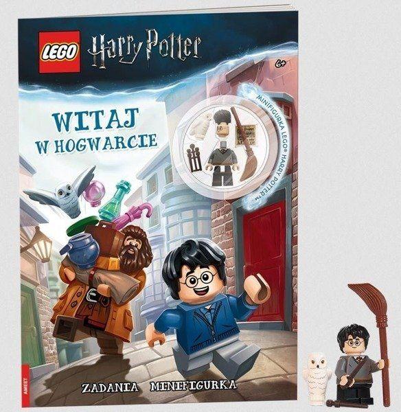 LEGO Harry Potter. Witaj w Hogwarcie - praca zbiorowa