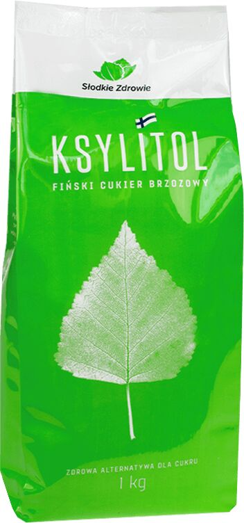 Ksylitol Fiński cukier brzozowy 1 kg