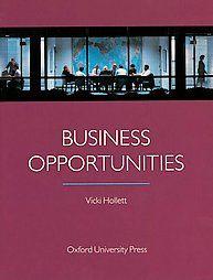 Business opportunities-podręcznik