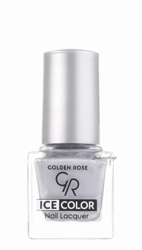 Golden Rose - Ice Color Nail Lacquer  Lakier do paznokci - 157