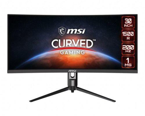 """Monitor MSI 29,5"""" Optix MAG301CR2 2xHDMI DP 3xUSB 3.1 USB-B USB-C"""