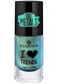 Essence I Love Trends Nail Polish Lakier do paznokci 24 Chrome Paradise - 8ml Do każdego zamówienia upominek gratis.