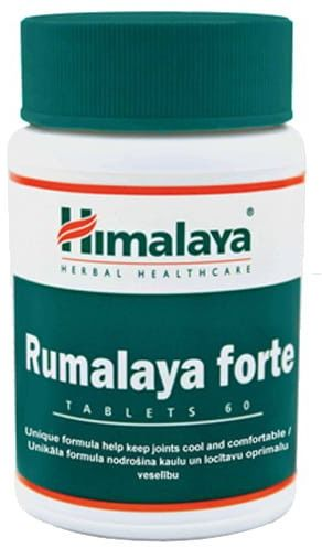 Rumalaya Forte Suplement Himalaya 60 Kapsułek