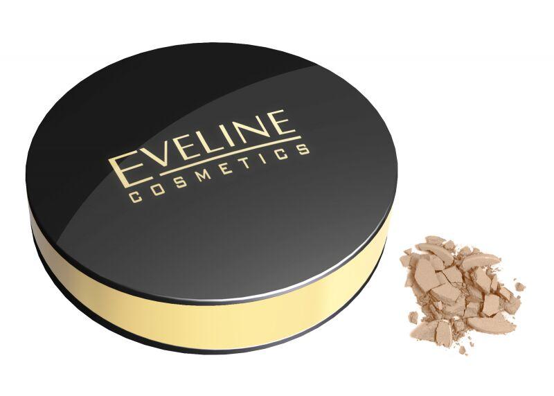 Eveline Cosmetics - Celebrities Beauty Powder - Puder mineralny w kamieniu - 22 NATURAL