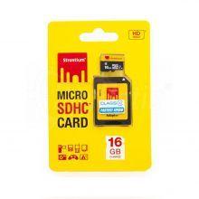 Karta pamięci microSDHC Strontium 16GB